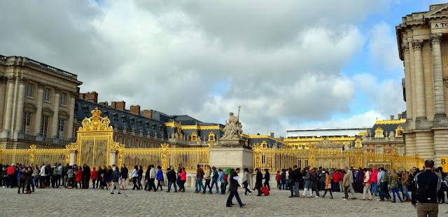 Paris - Dia 2 - Versalhes