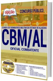 Apostila concurso Corpo de Bombeiros AL - CBMAL 2017