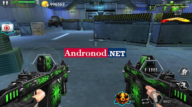 All Strike 3D (Huaxion 3D) v1.0.4 Mod Apk Offline Terbaru