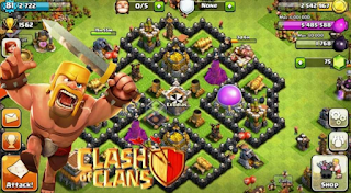 Apa itu Game Clash Of Clans