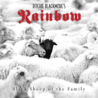 "Το single των Rainbow ""Black Sheep of the Family"""