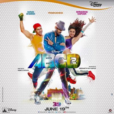 Abcd 2 2015 Hindi DVDRip 700mb ESub