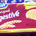 MCVITIE'S DIGESTIVE WHEAT BISCUIT REVIEW 2016