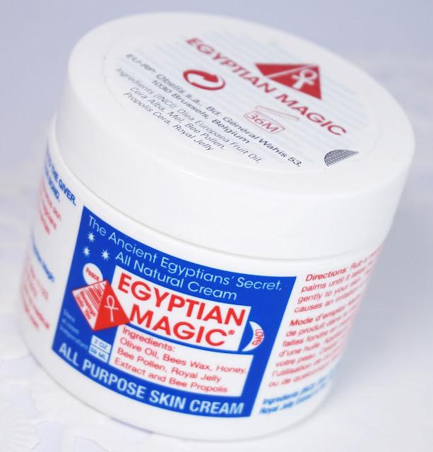 Egyptian Magic - Wundercreme trockene Haut, Schutz, natürliche Pflege, Honig, Gelée Royal, Bienenpollen, Propolis, Bienenwachs, Olivenöl