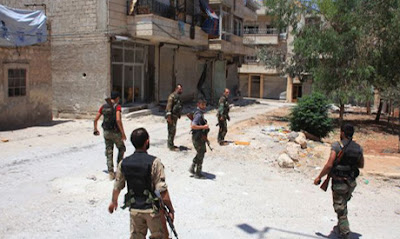 Syrian army extends ceasefire for 72 hours