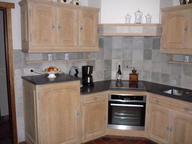 renovatie van een eiken keuken te gent nazareth