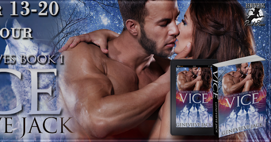 Guest Blog + Giveaway: Vice by Genevieve Jack