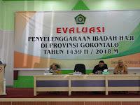 Evaluasi Penyelenggaraan Haji Kemenag Gorontalo, Dirjen PHU Paparkan Ini