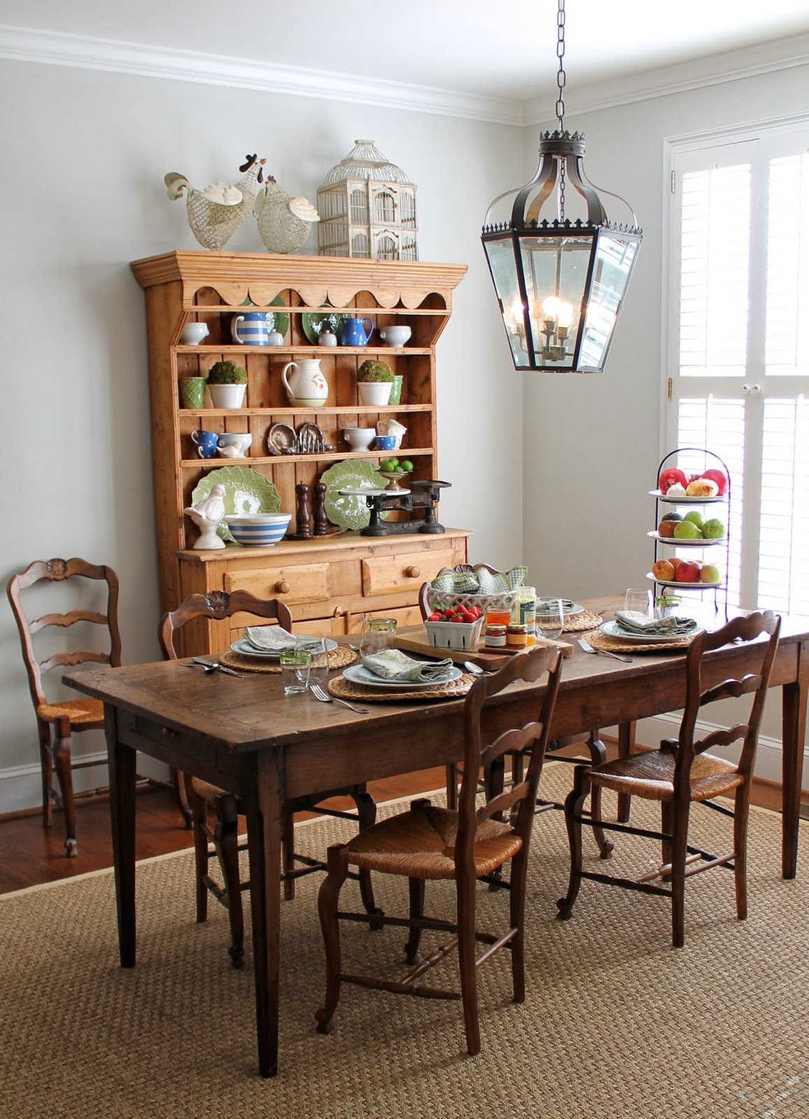 Room With Nothing In It: Designing Domesticity: Nothing Like We Planned {Breakfast