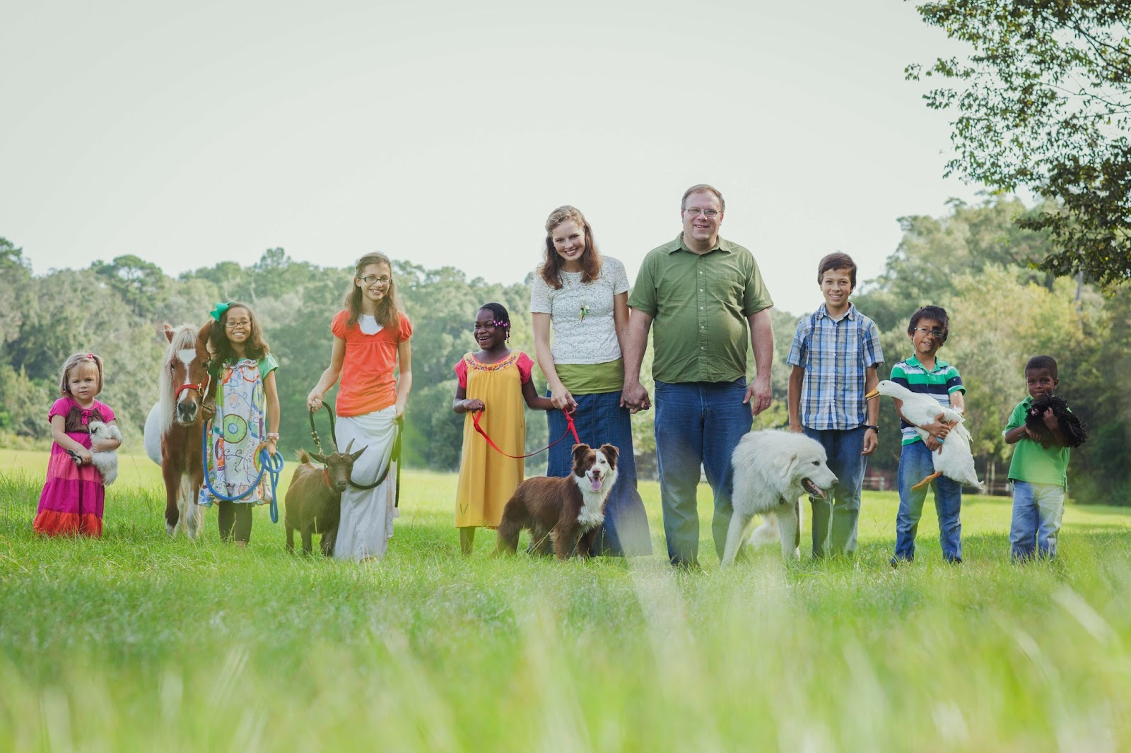 Redemptive Love Farm: Visit the Farm