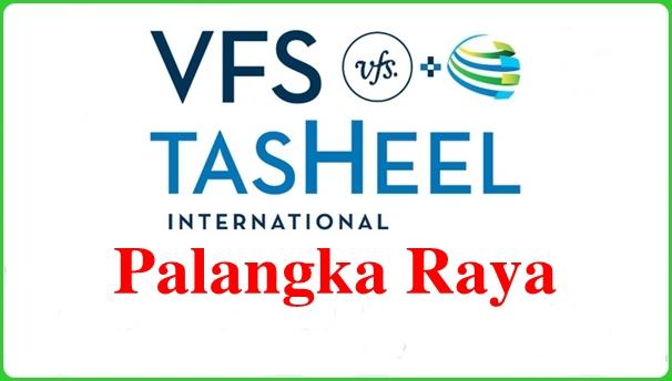 Kantor VFS Tasheel Rekam Biometrik Untuk Umroh di Palangka Raya