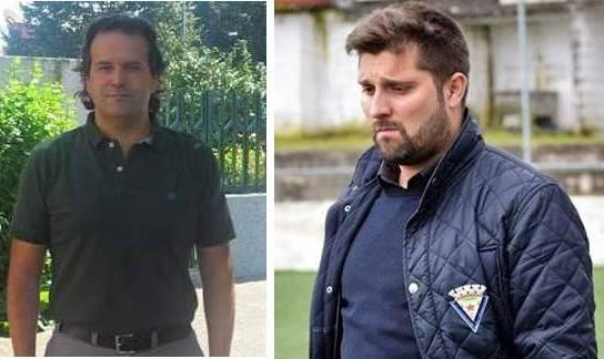 """""""Dança"""" de treinadores na AF Porto a envolver Óscar Nogueira e Rui Cunha"""