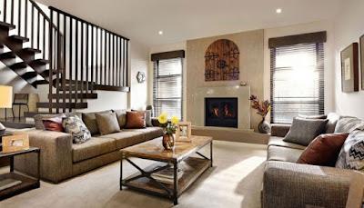 Tips Mendesain Interior Rumah Klasik Terlihat Lebih Modern
