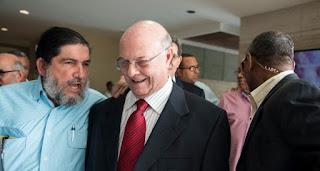 Suprema vuelve a suspender audiencia del caso Hipólito Mejía y Wilton Guerrero