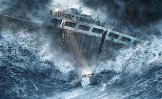 タンカー救出に向かうバーニー