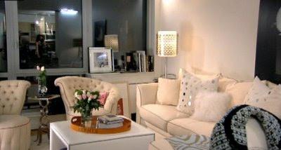 Olivia - Olivia Palermo Apartment Design's sixty three rectangular foot closet