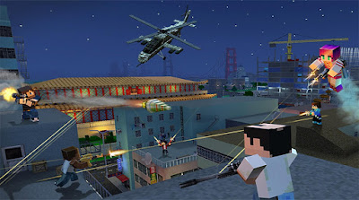Block City Wars Mod Apk Terbaru For Android