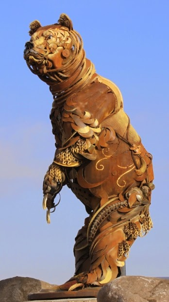 12-John-Lopez-Scrap-Iron-Animal-Sculptures-www-designstack-co