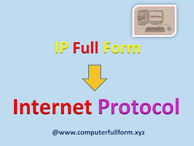 IP Full Form