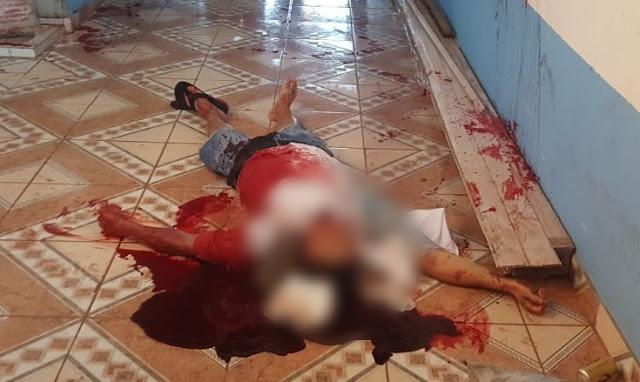 Comerciante é executado durante assalto em Porto Velho