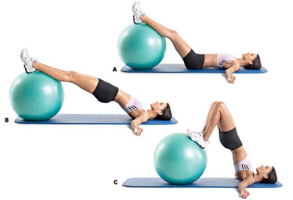 Benifits of Using a Stability Ball in Your Training - healthyinfo.org