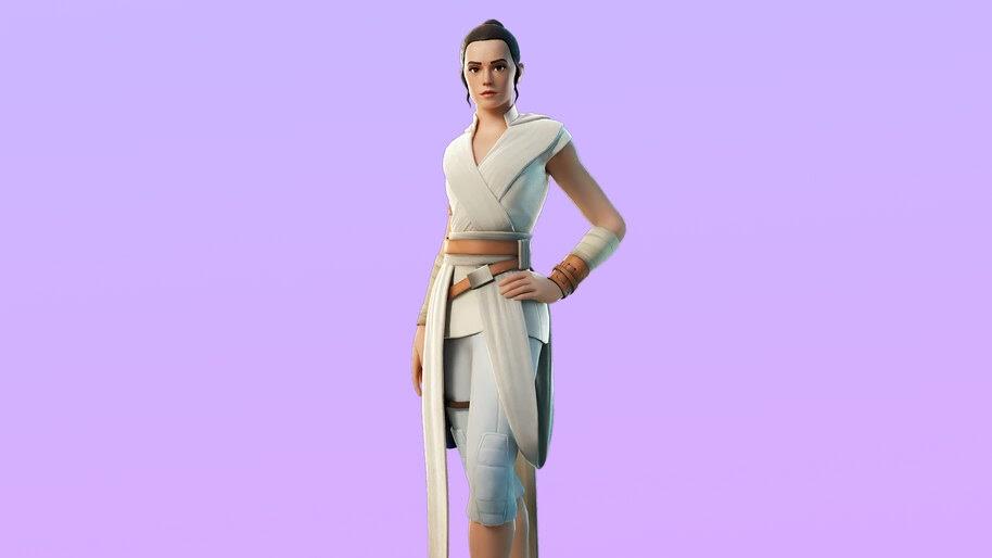 Rey, Fortnite, Skin, Outfit, 4K, #3.1517