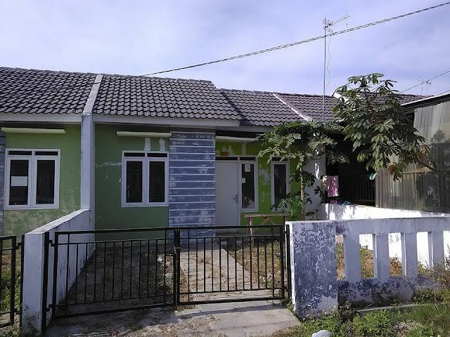 Rumah Murah Bekasi Over Kredit Perumahan The Palm Residence Type 38/72