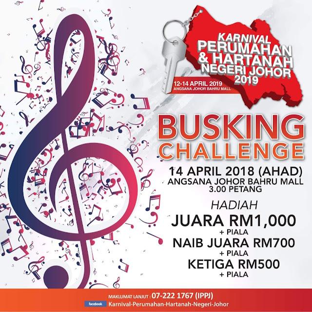 BUSKING CHALLENGE