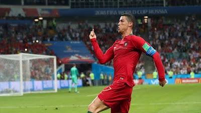 Piala Dunia 2018: Highlight Lengkap Spanyol Vs Portugal