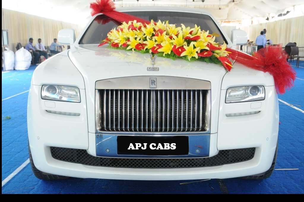 Bridal Car Rental In Chennai - APJ CABS | Bridal Car Rental In Chennai