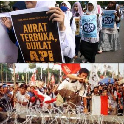Kenapa Pemuda Indonesia Semakin Radikal?/muslimoderat.com