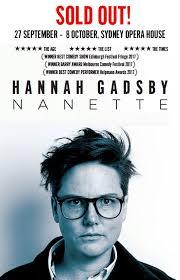 Hannah Gadsby: Nanette 2018 - Full (HD)