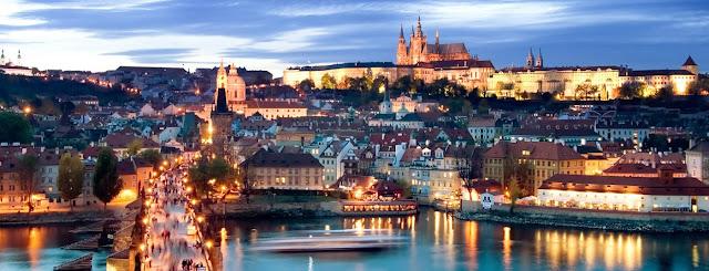 Paket Tour Musim Semi di Eropa Barat dan Timur 2014