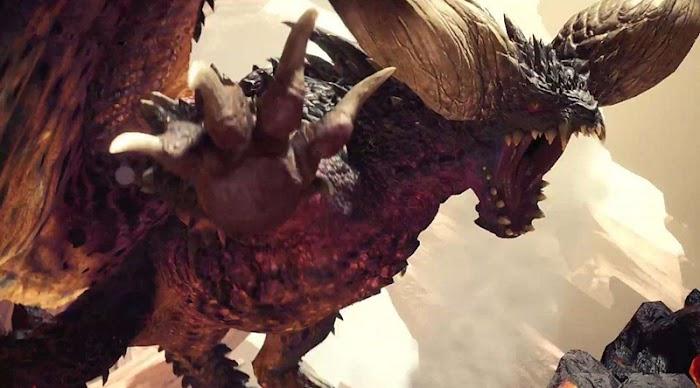 魔物獵人 世界 上位怪物血量及捕獲血線一覽   娛樂計程車