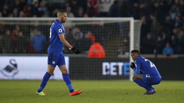 Krisis Pede Bikin Leicester Seperti Zombie