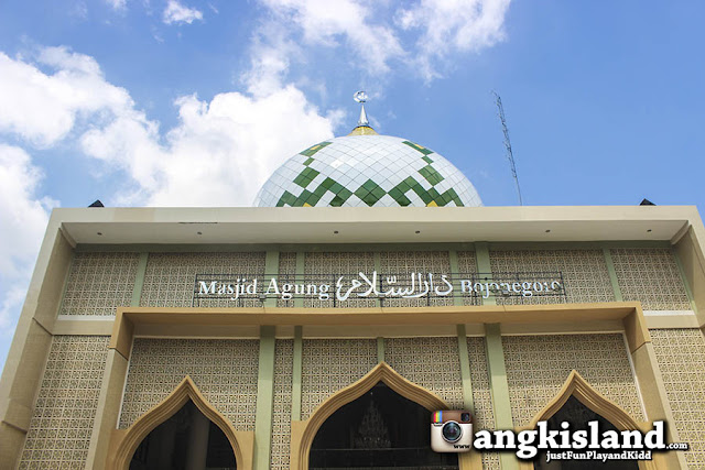 masjid agung bojonegoro