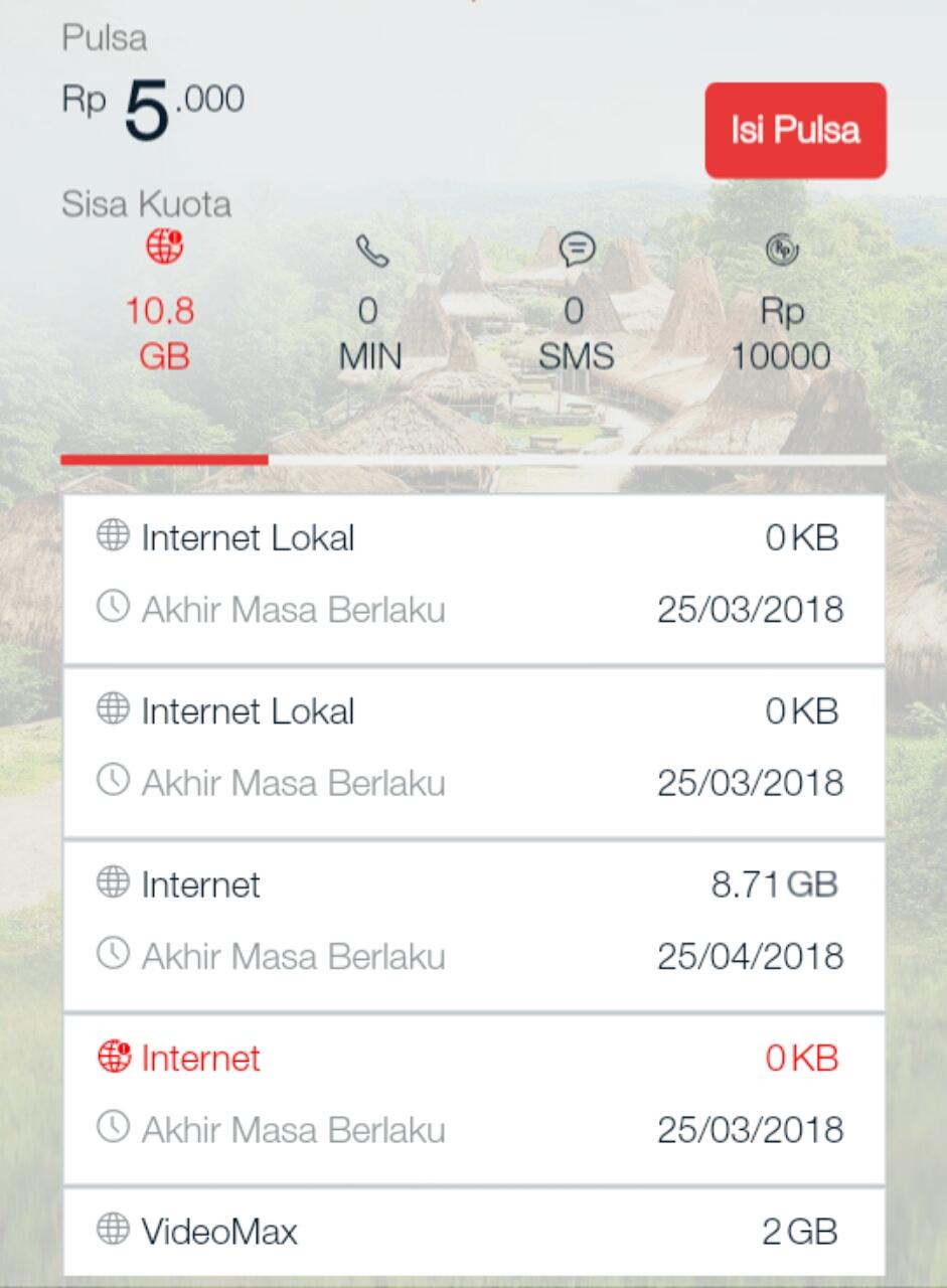 Pengertian Kuota Internet Lokal Telkomsel Dan Cara Menggunakan