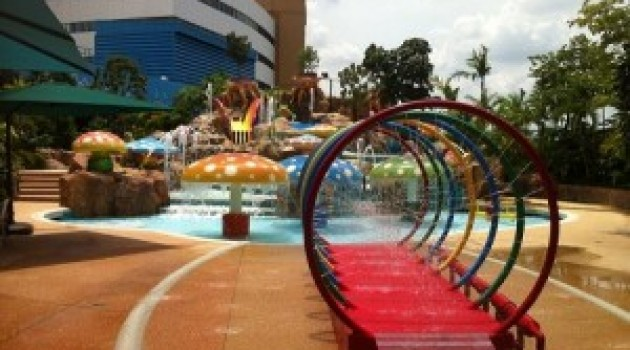 Fantasia Lagoon Water Park @The Mall