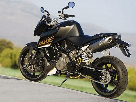 Gambar Motor KTM 990 Super Duke  specifications