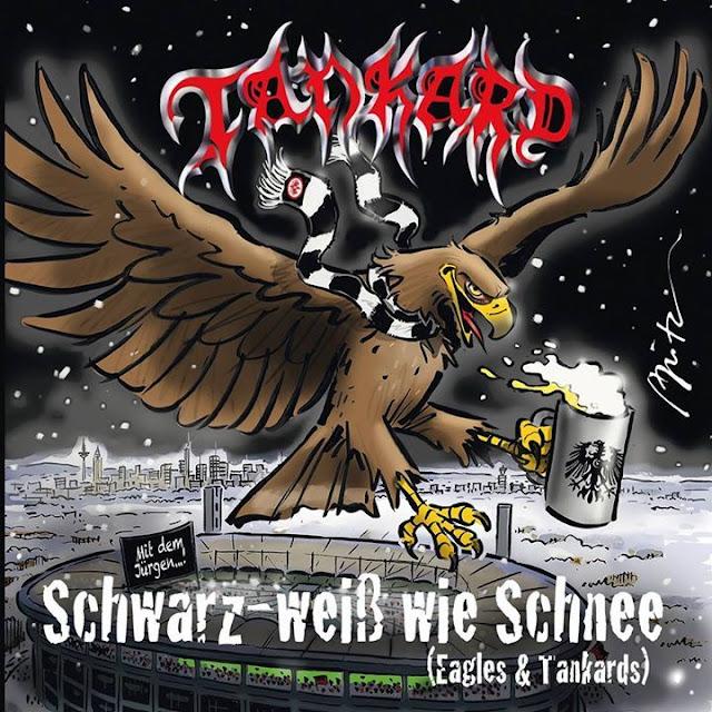 """Tankard - """"Schwarz Weiß Wie Schnee"""""""