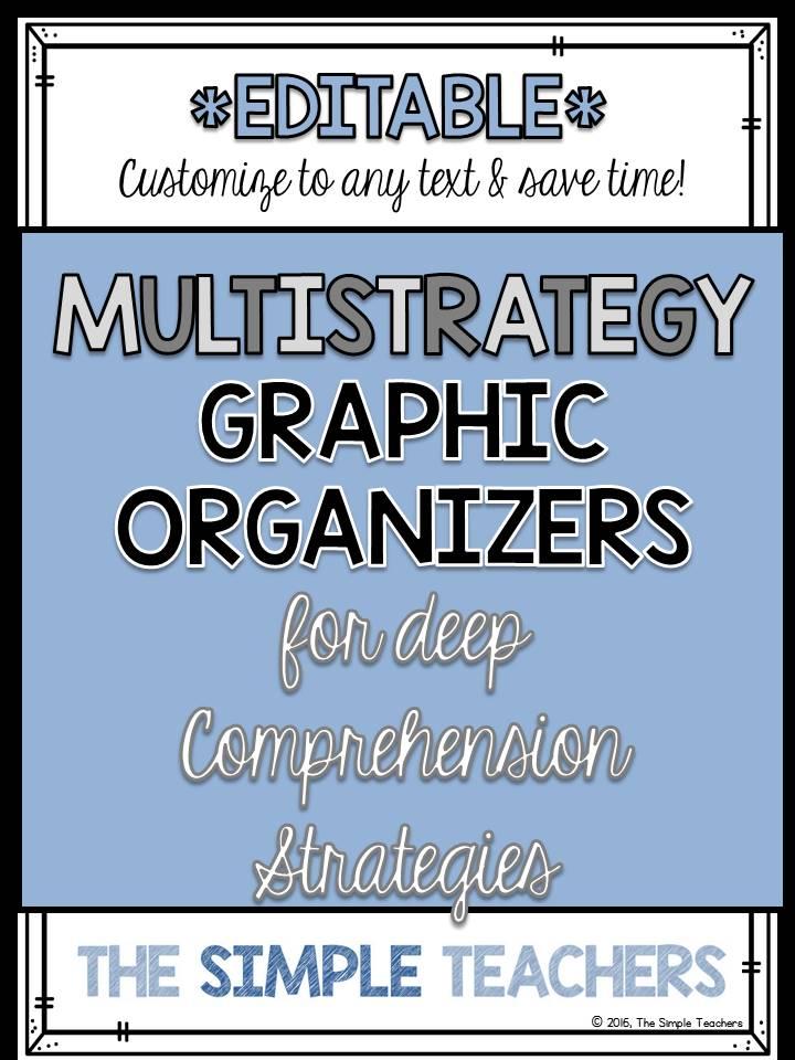 reciprical teaching graphic organizer