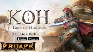 Review Game Android Terbaru September 2018 King Of Hunters
