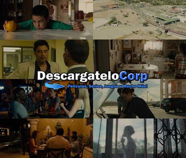Tierra de Nadie Sicario DVDRip Latino