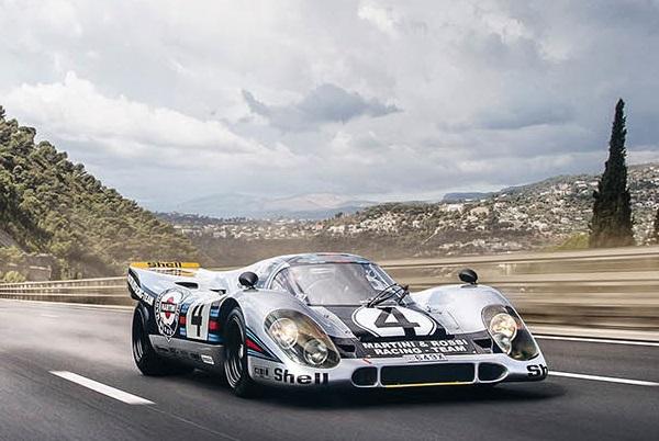 Porsche 917 Homologado en Mónaco