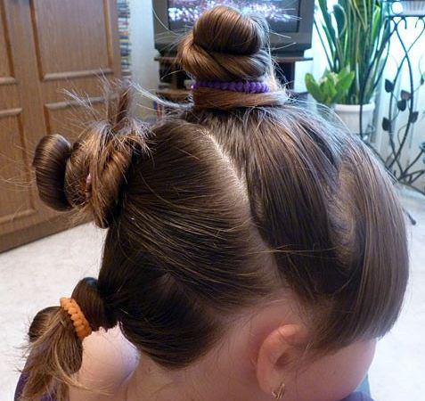 Peinados Para Graduacion Preescolar