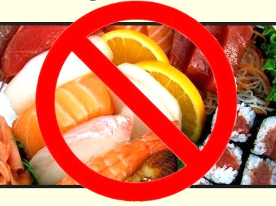 makanan yang harus dihindari ibu hamil