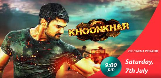 Khoonkhar New South Hindi Dubbed Movie 2018 Full Hd