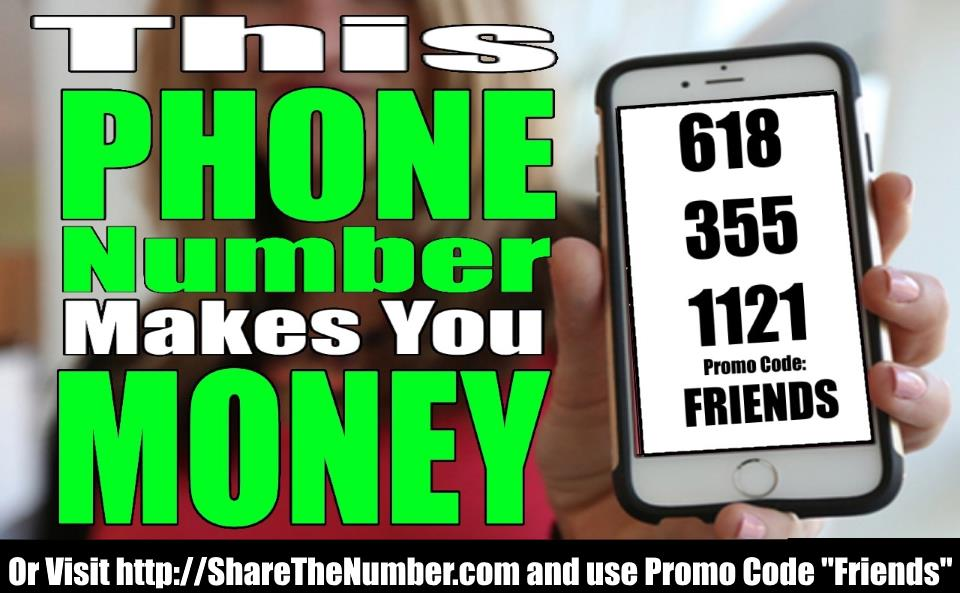 "How To Succeed With Automated Income Systems: ""Share The Number"""