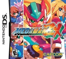 Megaman ZX ( BR ) [ NDS ]