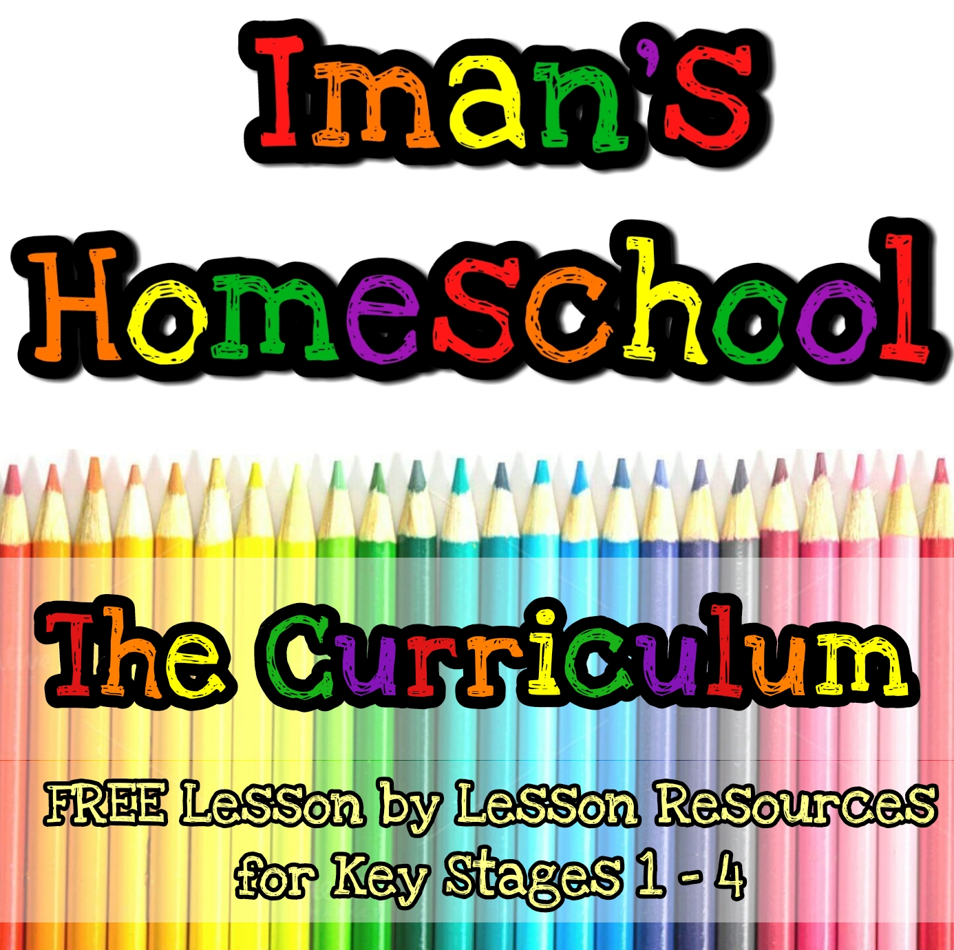 Visit Iman's Homeschool - The Curriculum
